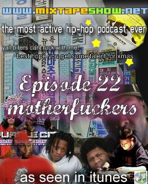 december 2005 the mixtape show rap hip hop podcast